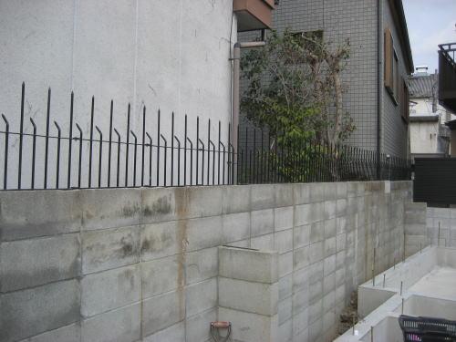 4月11日 エクステリア・水道工事