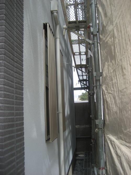 7月27日 樋工事